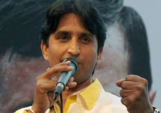File pic of Aam Aadmi Party leader Kumar Vishwas- India Tv