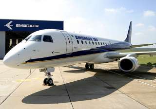 FILE:An Embraer aircraft - India TV