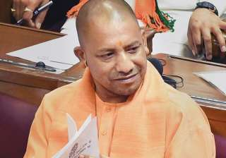 UP CM Yogi Adityanath - India TV