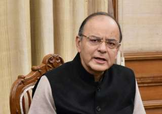 Arun Jaitley - India TV