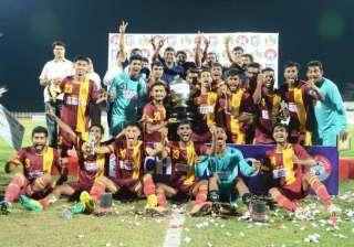 Santosh Trophy, Bengal, Goa, Win, Soccer - India TV