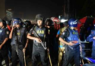 IS claims responsibility for Dhaka airport...