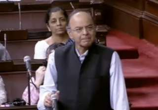 Govt embarrassed in Rajya Sabha as Finance bill...