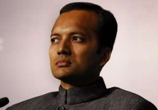 File pic of Naveen Jindal - India TV