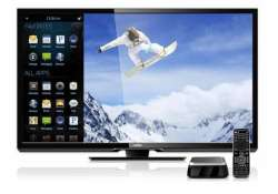 convert your tv into an android tablet