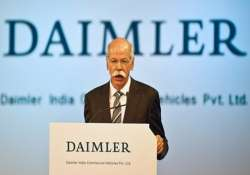 daimler india to roll out six products this year