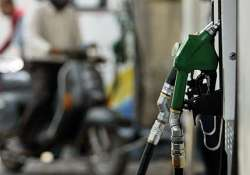 diesel costlier by 45 ps per litre petrol cheaper by 25