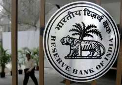 rbi to issue draft report on relaxing external borrowings