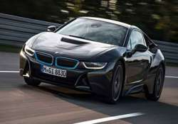 bmw launches its first hybrid costliest car i8 at rs 2.3 cr