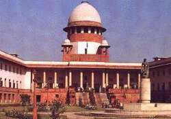 courts can t be swayed by emotions sc rejects demand for