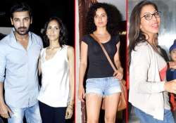bollywood stars spotted at shootout at wadala special