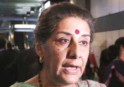entertainment tax structure to be relaxed ambika soni