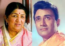 lata mangeshkar pays tribute to dev anand on birth