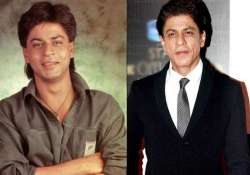shah rukh khan completes 23 glorious years in bollywood see