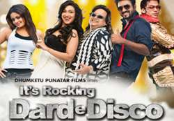 movie review it s rocking dard e disco is irritating a