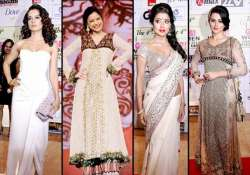 telly actresses sizzled at gr8 women awards 2014 view pics