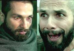 haider trailer out shahid kapoor gives you goose bumps with