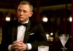 vodka martini shaken not stirred for james bond in spectre