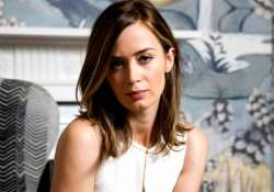 why emily blunt turned down roles in captain america