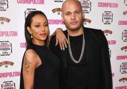 mel b s husband would take a bullet for her
