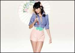 katy perry voted fhm s sexiest women 2011