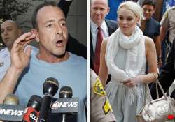 lindsay lohan s father arrested again in tampa