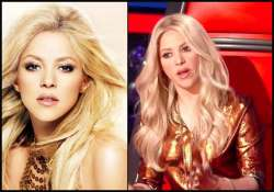 shakira to wear indian designer s outfit on the voice