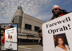 tv icon oprah ends 25 year run of show