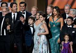 homeland and modern family win big at emmys