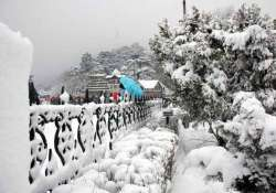 head to shimla kufri for white valentine s day