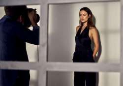 olivia wilde new face of h m s eco friendly line