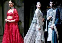 india couture week 2015 sabyasachi louboutin kick start the
