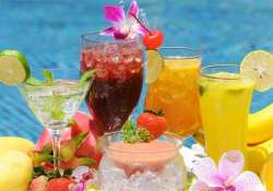 beat the heat 5 easy to make refreshing cocktails