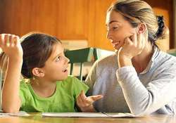 improve communication skills of your kids by chatting with