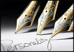your signature can tell a lot about you