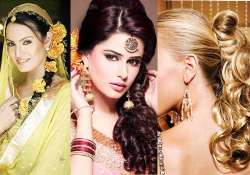 planning to attend three day function get your hair right