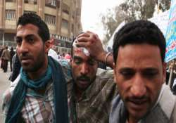 egyptians clash at muslim brotherhood offices