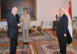 elbaradei sworn in as egypt s vice president