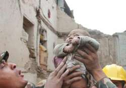 miraculous survival 4 month old rescued alive after 22 hrs