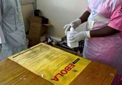 no link between ebola outbreaks in west africa drc who