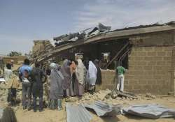 suicide bombers kill 20 in northern cameroon
