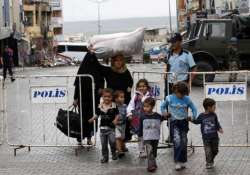 over three million flee syria since 2011 un