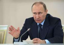 vladimir putin vows to strengthen ties with partners