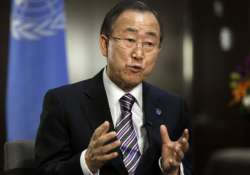 un stresses on need for afghan unity government