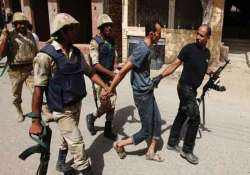 egypt court sentences 188 to death for killing police