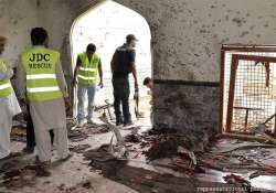 5 killed as militants storm shia mosque in pak s restive nw