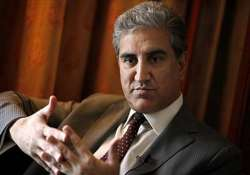 pakistan s ex minister accidentally steps into indian