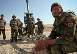 india has expressed interest in strengthening afghan army us