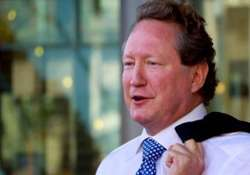 know billionaire andrew forrest who will donate 65 mn to
