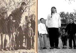 know more about the world s tallest woman zeng jinlian